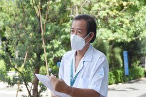Giám đốc Bệnh viện Bệnh Nhiệt đới TP.HCM: 'Chúng tôi ổn'!