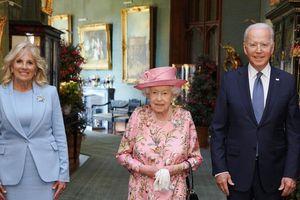 Tổng thống Biden: 'Nữ hoàng Anh gợi nhớ đến người mẹ quá cố của tôi'