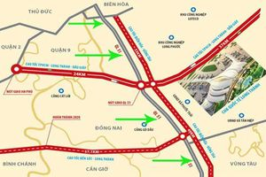 Đồng Nai cần hơn 28.000 tỉ đồng xây dựng 4 tuyến đường