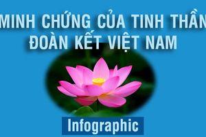 Infographic: Bầu cử Quốc hội khóa XV - Minh chứng của tinh thần đoàn kết Việt Nam