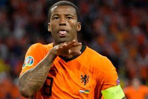 Tuyển Hà Lan giành 3 điểm ở trận cầu có 5 bàn thắng