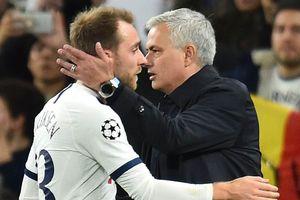 Mourinho bật khóc vì Eriksen
