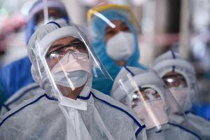 TP.HCM kiểm soát vòng lây nhiễm như thế nào trong 14 ngày qua?
