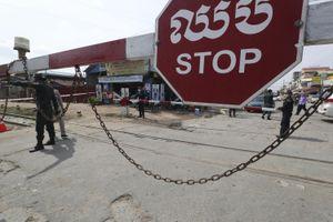 Cân nhắc tái phong tỏa theo khu vực ở Phnom Penh