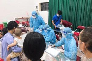 Nghệ An: Đã có kết quả xét nghiệm 26 trường hợp F1 liên quan ca nhiễm tại Thành phố Vinh