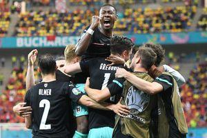 EURO 2020: Đội tuyển Áo làm nên chiến thắng lịch sử