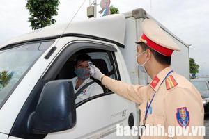 Thêm 03 xã thuộc huyện Thuận Thành thực hiện giãn cách xã hội theo Chỉ thị 19
