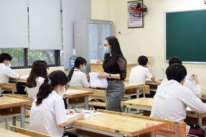 Thí sinh thi vào lớp 10 chuyên của Hà Nội tiếp tục thử sức