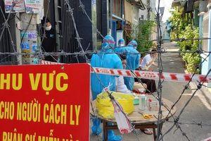 Sáng 14-6, thêm 91 ca Covid-19 trong nước, Tiền Giang có 14 ca đang điều tra dịch tễ