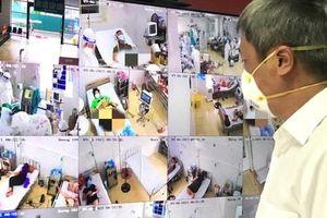 Thứ trưởng Nguyễn Trường Sơn rời tâm dịch Bắc Giang, nhận nhiệm vụ mới ở TP HCM