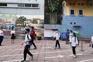 Gần 8.000 học sinh Hà Nội dự thi vào lớp 10 chuyên và song bằng