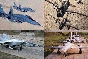 Không quân Iraq từng là 'ông kẹ' của khu vực Trung Đông thế nào?
