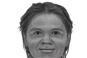 Chuyên gia phục dựng phụ nữ thời Đồ đá, bất ngờ gương mặt xinh đẹp