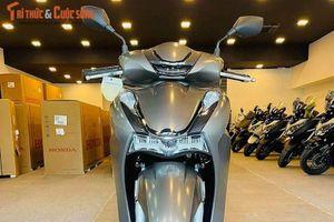 Honda SH 350i hơn 300 triệu đồng sắp ra mắt tại Việt Nam?