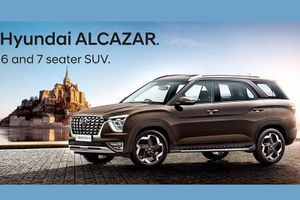 Hyundai Alcazar 2021 giá rẻ và những trang bị 'ăn điểm'
