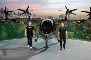 Archer Maker - 'taxi bay' không tiếng ồn, nhẹ hơn Tesla Model 3