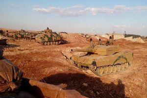 Phiến quân thân Thổ Nhĩ Kỳ sắp tấn công dữ dội Quân đội Syria