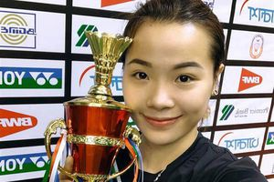 Nguyễn Thùy Linh chắc vé dự Olympic 2020: Tài sắc vẹn toàn