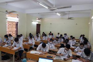 Dỡ phòng tỏa, hơn 23 nghìn học sinh lớp 12 Hải Phòng vui mừng trở lại trường