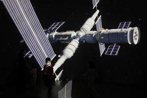 Trung Quốc đưa người vào không gian sau gần 5 năm
