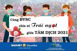 Cùng BVSC chia sẻ 'trái ngọt' giữa mùa dịch 2021