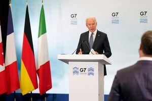 Thượng đỉnh G7 và thông điệp về sự trở lại của nước Mỹ