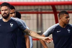Sao tuyển Pháp 'chiến tranh lạnh' ngay trước thềm trận ra quân tại EURO 2020