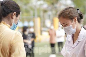 Bắc Giang: Ngưng việc vì COVID-19 vẫn được trả lương