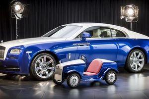 Xe điện 'độc nhất vô nhị' của Rolls-Royce