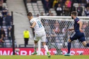 EURO 2020: Scotland 0-2 Séc- Siêu phẩm không tưởng nhấn chìm đội chủ nhà