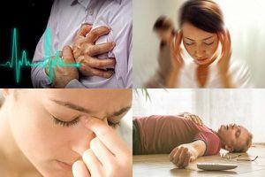 Rối loạn nhịp tim: Nguyên nhân của 80% trường hợp đột tử