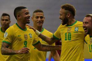 Brazil đè bẹp Venezuela trong trận mở màn Copa America 2021