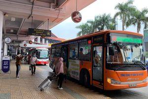 Chưa mở thêm 4 tuyến xe buýt từ trung tâm Hà Nội đến sân bay Nội Bài