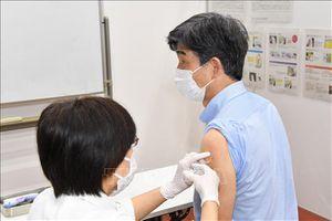 Nhật Bản bổ sung đối tượng quân nhân vào diện tiêm vaccine