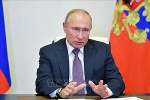 Tổng thống V.Putin bác cáo buộc Nga tấn công mạng nhằm vào Mỹ