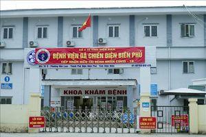 Bệnh nhân mắc COVID-19 tại Điện Biên được xuất viện