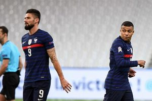 Mbappe lần đầu lên tiếng về căng thẳng với Giroud