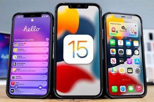 Những nâng cấp đáng chú ý trên iOS 15