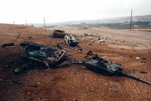 Mỹ tiết lộ về tổn thất xe tăng Leopard 2 của Thổ Nhĩ Kỳ ở Syria