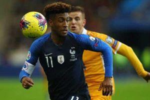 Tiền đạo Kingsley Coman: 'Thật hoàn hảo nếu vào chung kết EURO và ghi bàn'