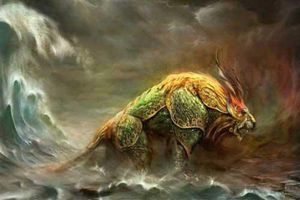 Thần thú Niên từng bị Hồng Quân Lão Tổ đánh bại trong thần thoại Trung Hoa quyền lực ra sao?