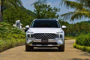 Hyundai Santa Fe 2021 và những ôtô đáng chú ý vừa ra mắt tại Việt Nam