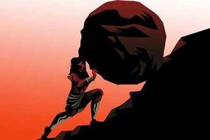 Thần thoại về Sisyphus - Bạo chúa quỷ quyệt từng đánh bại cả thần chết Thanatos