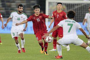 Trước trận VN- UAE: VN có 99,2% còn UAE 76,96% khả năng vào vòng loại cuối World Cup