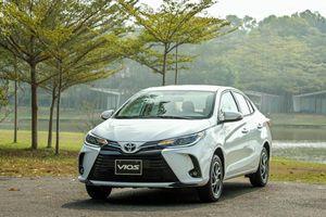 Vì sao Toyota Vios luôn thách thức mọi đối thủ?