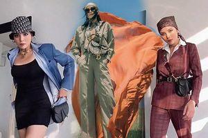 Kỳ Duyên 'phá đảo' phong cách thời trang công sở chỉ với một item