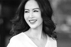 Gia đình hoàn thành tâm nguyện xuất bản cuốn tiểu thuyết 'Mưa rơi trên thành phố' của Hoa hậu Thu Thủy