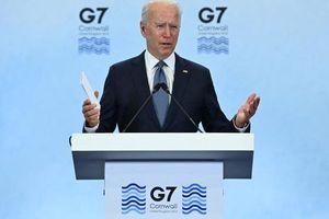 Ông Biden gặt hái gì từ hội nghị thượng đỉnh G7?