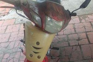 Công an truy xét đã phát hiện được nhiều đối tượng trộm xe mô tô