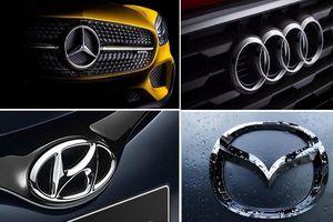 Khám phá tên và logo biểu tượng của các hãng xe trên thế giới